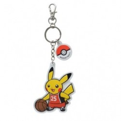 Keychain Pokémon SPORTS Basketball japan plush