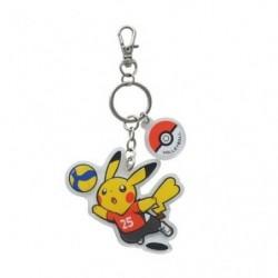 Porte Cle Pokémon SPORTS Volleyball japan plush