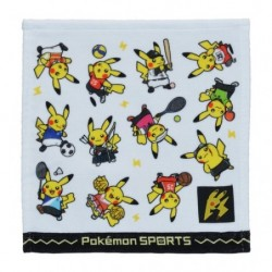 Hand Towel Pokémon SPORTS japan plush