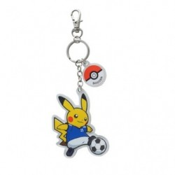 Keychain Pokémon SPORTS Soccer japan plush