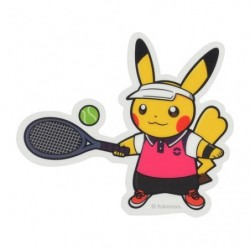 Sticker Pokémon SPORTS Tennis japan plush