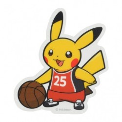Sticker Pokémon SPORTS Basketball japan plush