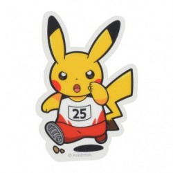 Sticker Pokémon SPORTS Athletics japan plush