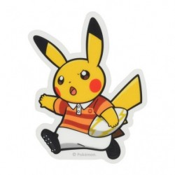 Sticker Pokémon SPORTS Rugby japan plush