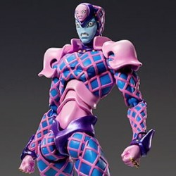 Figure King Crimson JoJo's Bizarre Adventure Part 5 Super Image japan plush