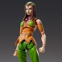 Figurine Ermes Costello JoJo's Bizarre Adventure Part 6 Super Image