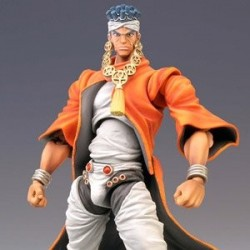 Figure Muhammad Avdol JoJo's Bizarre Adventure Part 3 Super Image japan plush