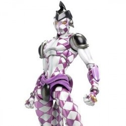 Figure Purple Haze JoJo's Bizarre Adventure Part 5 Super Image japan plush