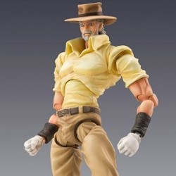 Figure Joseph Joestar JoJo's Bizarre Adventure Part 3 Super Image japan plush