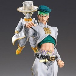 Figurine Rohan Kishibe & Heaven's Door JoJo's Bizarre Adventure Part 4 Super Image