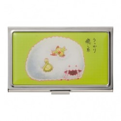 Card Case Wooloo Therapy Janai Pokemon-Tachi japan plush