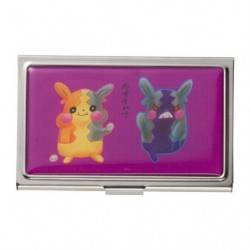 Card Case Morpeko Janai Pokemon-Tachi japan plush