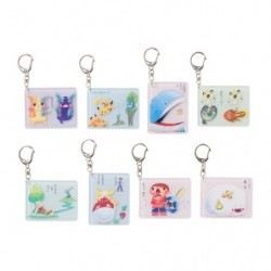 Porte-clés Janai Pokemon-Tachi Box
