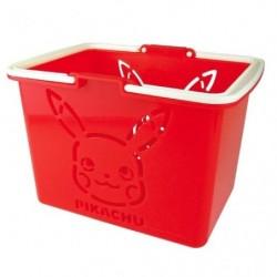 Panier Pikachu Mini Color Rouge japan plush