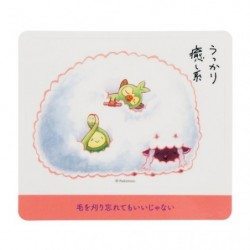 Sticker Moumouton Thérapie Janai Pokemon-Tachi japan plush