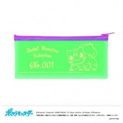 Pencil Case Bulbasaur Sherbet Cloth Series japan plush