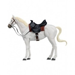 figma Horse ver. 2 (White) japan plush
