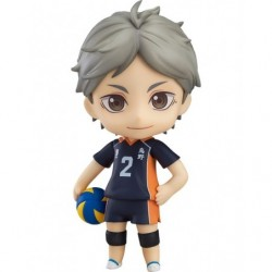 Nendoroid Koshi Sugawara(Rerelease) Haikyu!! Karasuno High School VS Shiratorizawa Academy japan plush