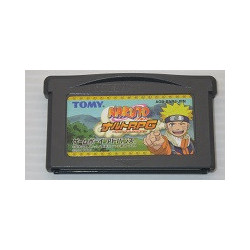Naruto RPG: Uketsugareshi Hi no Ishi Game Boy Advance japan plush