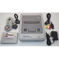 Nintendo Super Famicom Grade A - Set 4 Articles + Dragon Quest
