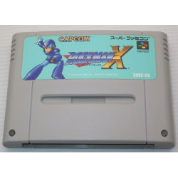 Rockman X / Mega Man X Super Famicom japan plush