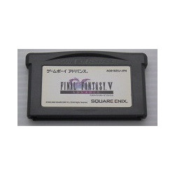 Final Fantasy 5 Game Boy Advance japan plush
