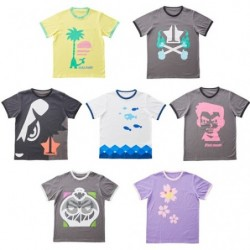 T Shirt Booster Collection - 1 Random Include japan plush