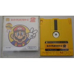 Super Mario Bros 2 Famicom Disk System japan plush