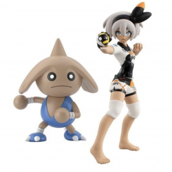 Figure Bea Hitmontop Pokemon World Scale japan plush