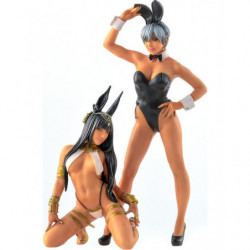 PLAMAX MF-47 minimum factory non: Bunny Girl & Anubis Costume japan plush