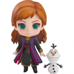 Nendoroid Anna: Travel Costume Ver. Frozen 2 japan plush