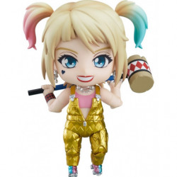 Nendoroid Harley Quinn: Birds of Prey Ver. Birds of Prey (and the Fantabulous Emancipation of One Harley Quinn) japan plush