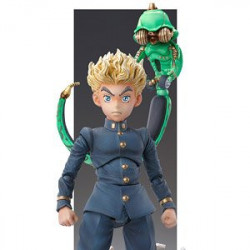 Figure Koichi Hirose & Echoes Act 1 JoJo's Bizarre Adventure Part 4 Super Image japan plush