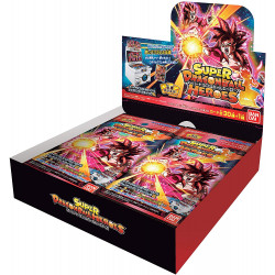 Display Bigbang Star 2 Super Dragon Ball Heroes TCG Japan