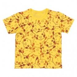 T Shirt Pikachu Face Design japan plush