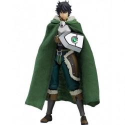 figma Naofumi Iwatani The Rising of the Shield Hero japan plush