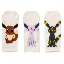 Chaussette Courte 3x Set japan plush