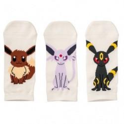 Short Sock 3x Set japan plush
