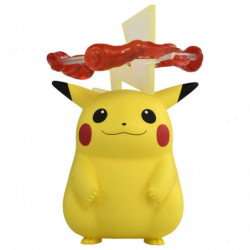 Figure Pikachu Gigantamax Moncolle japan plush