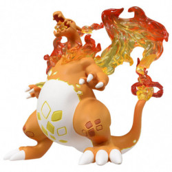 Figurine Dracaufeu Gigamax Moncolle japan plush