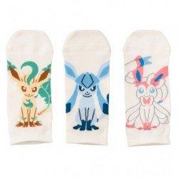 Short Sock 3x Set japan plush