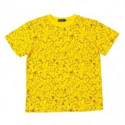 T Shirt Many Pikachu XL japan plush