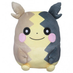 Cushion Morpeko Reversible Mochifuwa japan plush