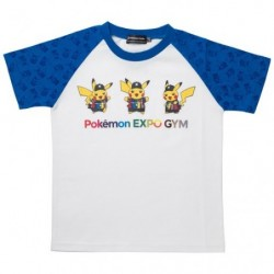 T Shirt Pokemon Expo Gym japan plush