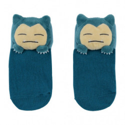 Socks Snorlax japan plush