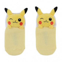 Socks Pikachu japan plush