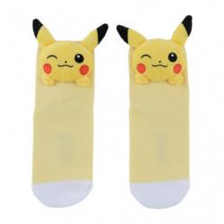 Chaussettes Pikachu japan plush