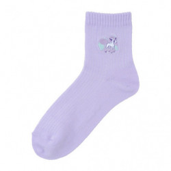 Chaussettes Galar Ponyta Violet 23-25cm japan plush
