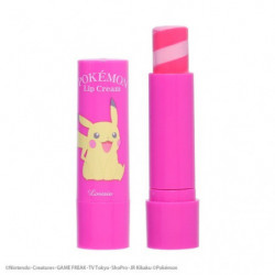 Lip Balm Pikachu japan plush