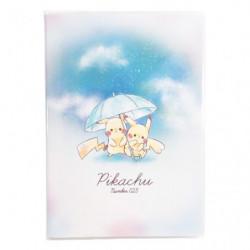 Agenda Mensuel B6 Parapluie Pikachu number025 japan plush